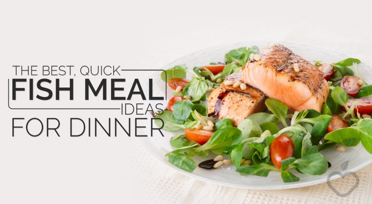 The best quick fish meal ideas for dinner for Fish meal ideas