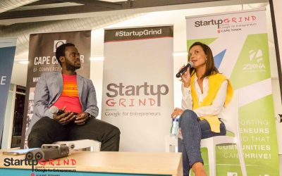 Fish, funding and the family business: Nicolette De Freitas keeps it real at Startup Grind Cape Town