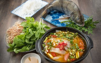 The 5 benefits of starting a Pescetarian diet