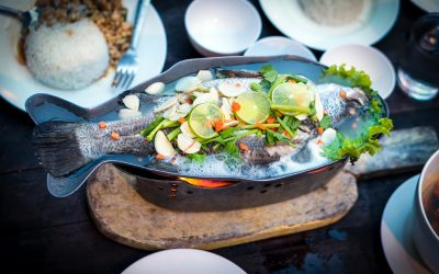 Fight the winter blues by eating fish